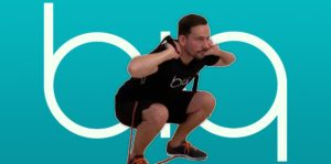 biqbandtraining squats with tube band featured image